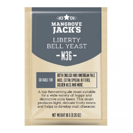 Mangrover M36 liberty bell ale