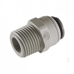 "Adaptador macho NPTF (3/8"" - M3/8"")"