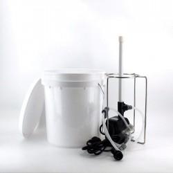 Kit de limpieza para barriles y fermentadores